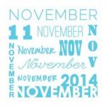 Nascholingen in november