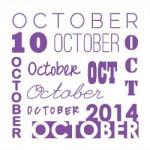 Nascholingen in oktober