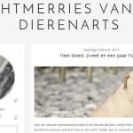 Tip: Blog 'Nachtmerries van een dierenarts'