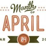 Nascholingen in april